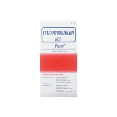 VISINE OPHTHALMIC DROPS 6ML