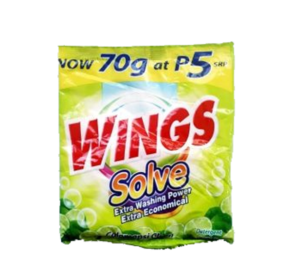 WINGS POWDER KALAMANSI 40G