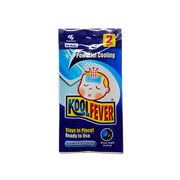 KOOLFEVER COOLING GEL SHEET KIDS 2S