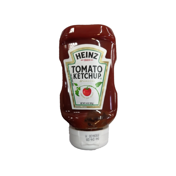 HEINZ EASY SQUEEZE TOMATO KETCHUP 397G