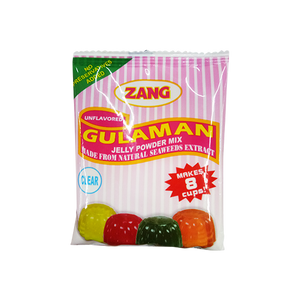 ZANG GULAMAN UNFLAVORED CLEAR
