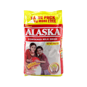 ALASKA POWDERED FILLED MILK 750G