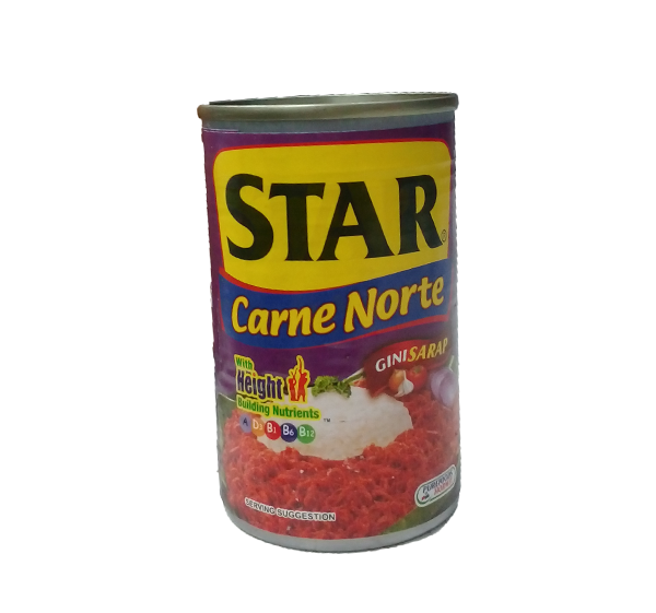STAR CARNE NORTE 150G