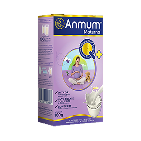 ANMUM MATERNA POWDERED MILK DRINK HI-FOLATE&EFA 180G