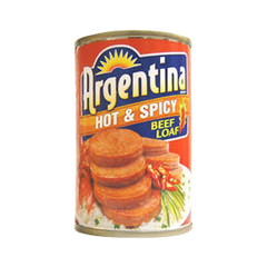 ARGENTINA HOT & SPICY BEEF LOAF 150G