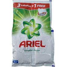 ARIEL LAUNDRY POWDER WITH FRESHNESS OF DOWNY QUATRO PACK 120G