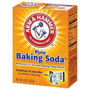 ARM & HAMMER PURE BAKING SODA 227G/8OZ