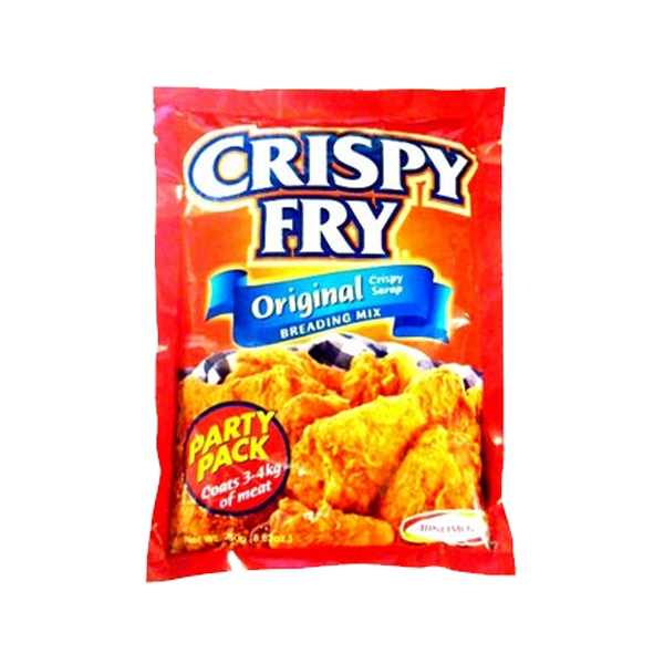 AJINOMOTO CRISPY FRY BREADING MIX PARTY PACK REGULAR 250G/238G
