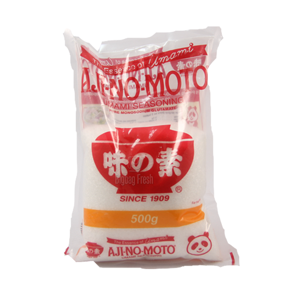 AJINOMOTO SUPER SEASONING ORANGE PACK 500G