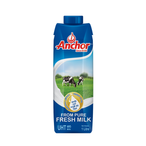 ANCHOR FRESH MILK UHT 1L