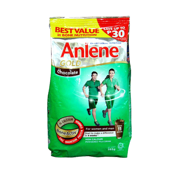 ANLENE GOLD PLAIN 300G