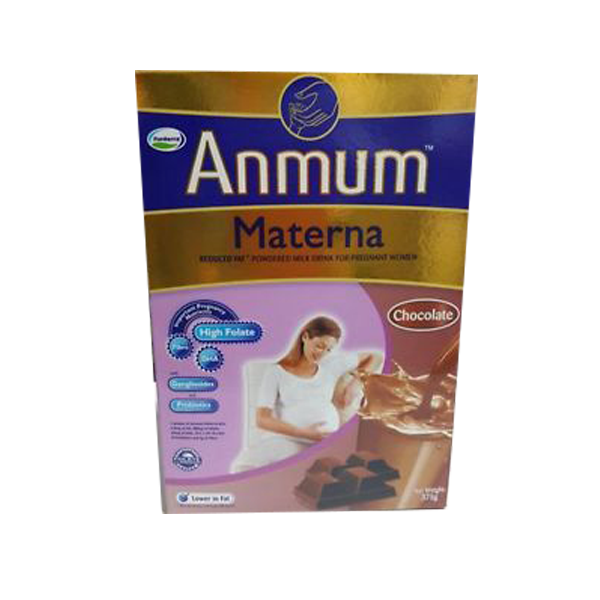 ANMUM MATERNA CHOCOLATE 375G