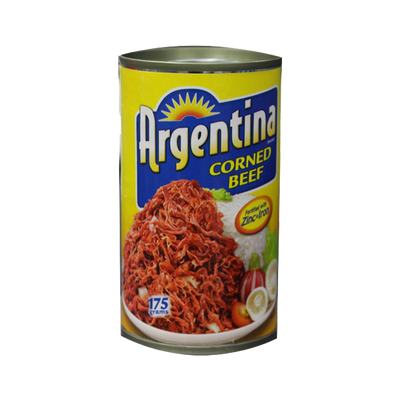ARGENTINA CORNED BEEF EASY OPEN CAN 150G
