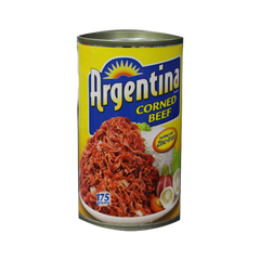 ARGENTINA CORNED BEEF EASY OPEN CAN 175G