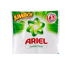 ARIEL LAUNDRY POWDER SUNRISE FRESH JUMBO 70G