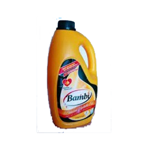 BAMBI PREMIUM VEGETABLE OIL 1GAL/3.2KG