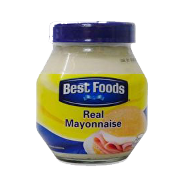 BEST FOODS REGULAR MAYONNAISE 470ML