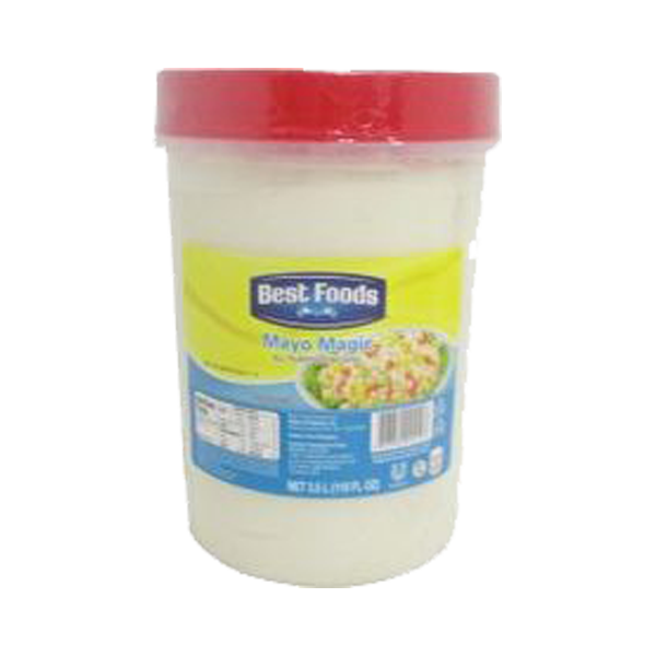 BEST FOODS REGULAR MAYONNAISE MAYO MAGIC 3.5L