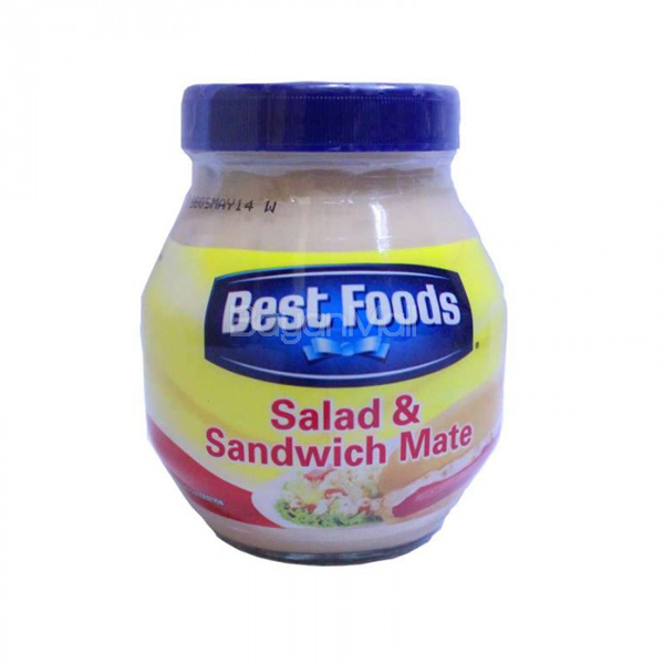 BEST FOODS SANDWICH SPREAD SALAD MATE 470ML
