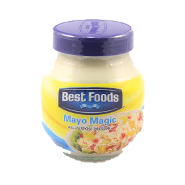 BEST FOODS REGULAR MAYONNAISE MAYO MAGIC 470ML