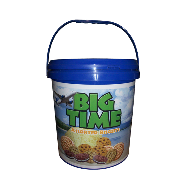 BIG TIME ASSORTED BISCUITS 2.5KG