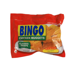 BINGO CHICKEN NUGGETS CLASSIC SHAPE 200G