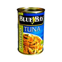 BLUE BAY TUNA AFRITADA 155G