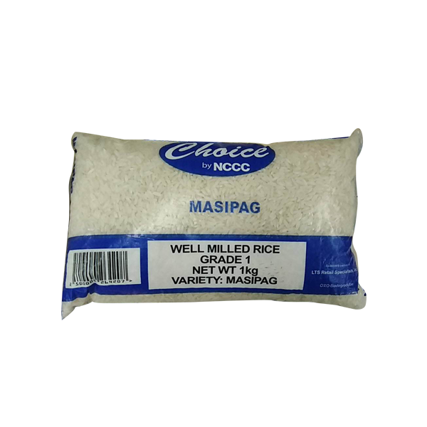 CHOICE MASIPAG RICE 1KG