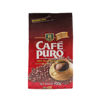 CAFE PURO POUCH 100G