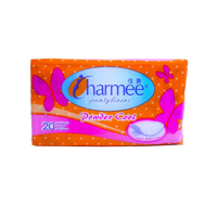 CHARMEE PANTYLINERS POWDER COOL 20S