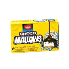 FIBISCO CHOCO MALLOWS 6S