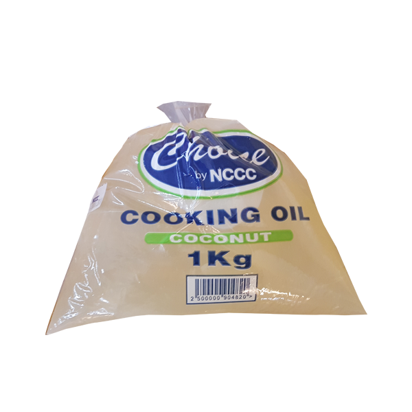 CHOICE COCONUT OIL PACKED 1KG