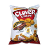 CLOVER CHIPS BARBEQUE 85G