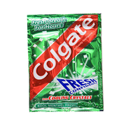 COLGATE FRESH CONFIDENCE W/ COOLING CRYSTALS KOOL MENTHOL FRESH TWIN PACK 22GX6