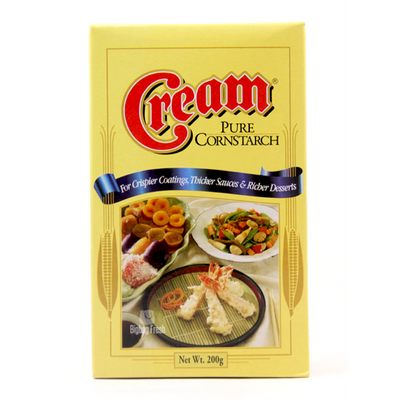CREAM PURE CORNSTARCH 200G