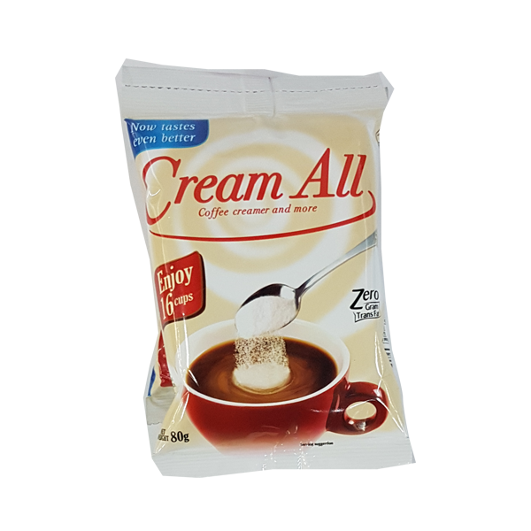CREAM ALL NON-DAIRY CREAMER 80G