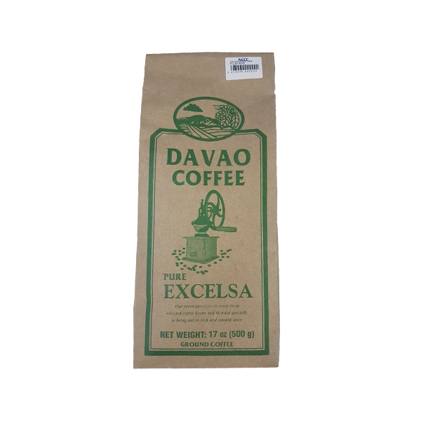 DAVAO COFFEE PURE EXCELSA 500G