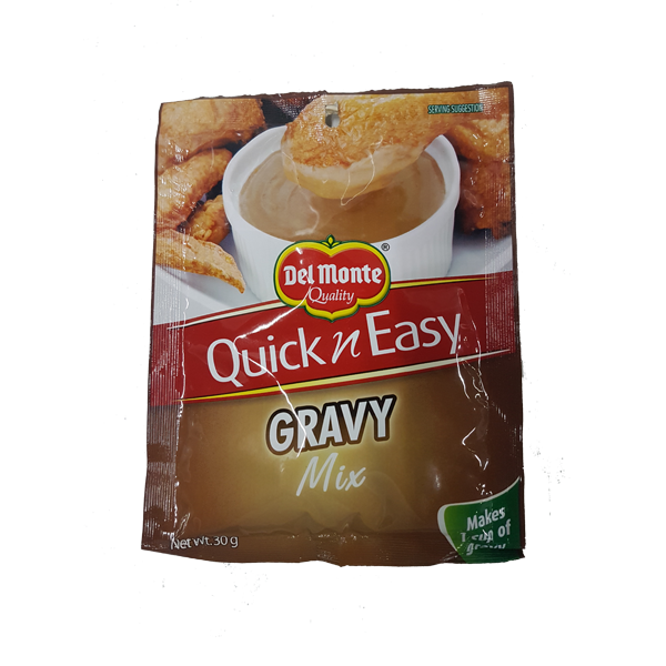 DEL MONTE QUICK N' EASY GRAVY MIX 30G