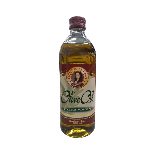 DONA ELENA EXTRA VIRGIN OLIVE OIL 1L