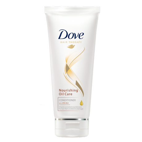 DOVE SHAMPOO NOURISHING OIL CARE GOLD 180ML