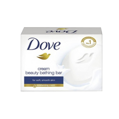 DOVE WHITE BEAUTY BAR SEA 50G