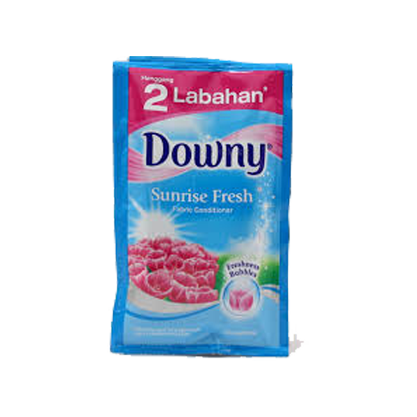 DOWNY FABRIC CONDITIONER SUNRISE FRESH 43ML