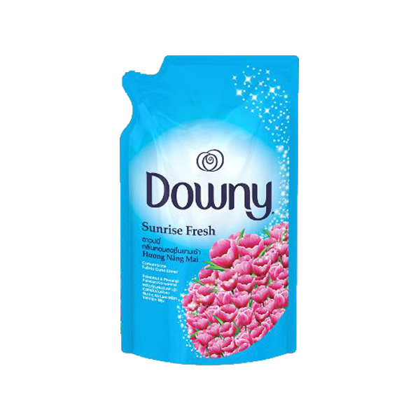 DOWNY FABRIC CONDITIONER SUNRISE FRESH REFILL 1.6L