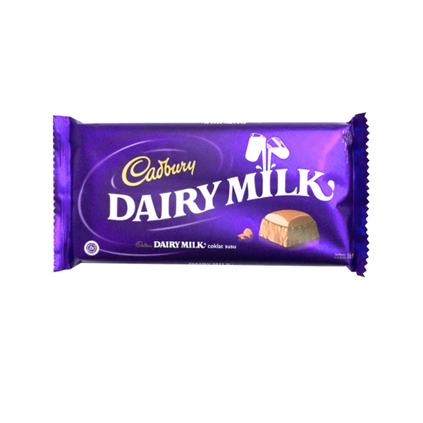 CADBURY DAIRY MILK CHOCOLATE 165G