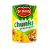 DEL MONTE PINEAPPLE CHUNKS FRESH CUT 567G/560G