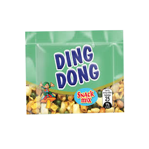 DING DONG SNACK MIX 9GX20S