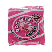 DOOWEE DONUTS STRAWBERRY DIPPED WITH STRAWBERRY FILLING 40GX10S