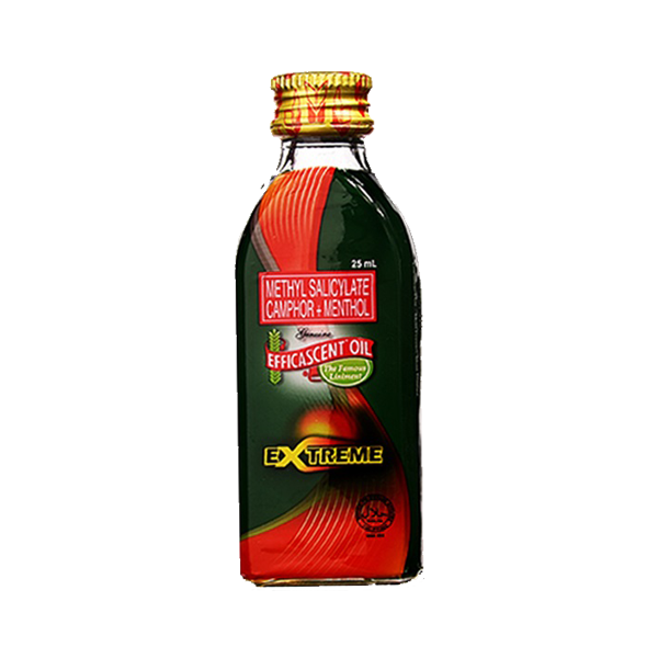 EFFICASCENT OIL EXTREME 25ML
