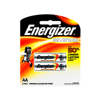 ENERGIZER ADVANCED AA X91 RP2