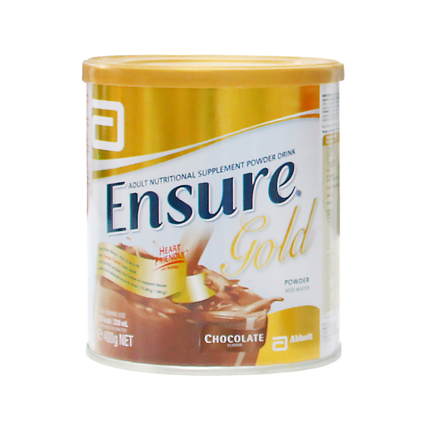 ENSURE GOLD CHOCOLATE 400G
